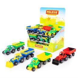 Traktor z przyczepą 50250  nr21