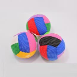 Piłka nadmuch.mała, Materiałowa
